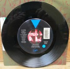 """GARY MOORE LED CLONES 7"""" 45 RPM PIC SLEEVE 1988 VIRGIN 7-99211 LIZZY COLOSSEUM"""