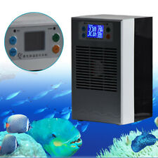 100V 35L Water Chiller Aquarium Water Cooling Machine Cooler Fish Shrimp Tank Us