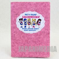 RARE! Sailor Moon Schedule Notebook 1994 JAPAN ANIME MANGA planner