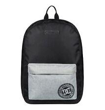 DC Zapatos para Hombre Mochila Escolar Morral Negro. backstack Laptop Bag 18.5 L 8 W 79 kv