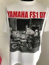 Yamaha FS1 DX (Fizzy) blanc t-shirt