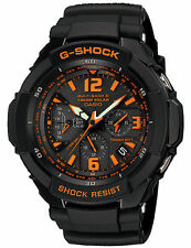 New Casio Men's GW-3000B-1A G-Shock SKY COCKPIT Aviation Solar Atomic Watch