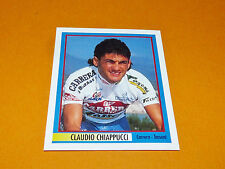 N°50 CHIAPPUCCI CARRERA MERLIN GIRO D'ITALIA CICLISMO 1995 CYCLISME PANINI TOUR