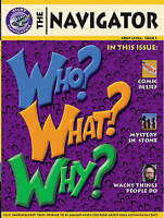 Very Good, Navigator Non-Fiction Yr 4/P5: Who Why What Book (NAVIGATOR FICTION),