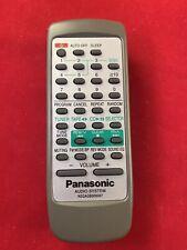 PANASONIC Audio System Remote N2QAAGB000007