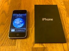 IPHONE 2G 1st 4GB !! Extremely rare -production 23 week 2007