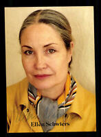 Ellen Schwiers Autogrammkarte Original Signiert # BC 96318