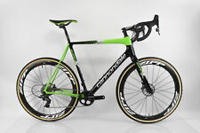 Cannondale SuperX Team Carbon Fiber Cyclocross Bike Green/Black 61cm Brand New