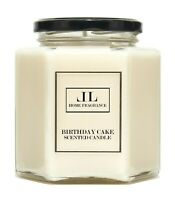 Birthday Cake Scented Soy Wax Candle