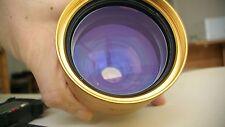 Schneider Cine xenon converter lens Super Cinelux cinema lens 32.5mm f2 movie 4K