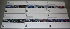 Prospekt BMW 3er E36 Die Editionen-Compact/touring/Coupe/Cabrio, 2.1998, 5x4 S.