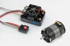HOBBYWING XERUN XR8 SCT Pro ESC  / 3652SD 6100KV G2 Motor : 1:10 / 1:8