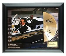 B.B. King Eric Clapton Autographed Riding With The King Album LP Gold Record
