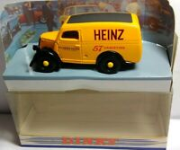 MATCHBOX THE DINKY COLLECTION 1:43 SCALE 1950 FORD E83W 10 CWT VAN HEINZ - DY-4