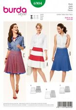 2f2ca1888a1 Burda Style Easy SEWING PATTERN 6904 Misses Skirt 8-20