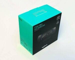 Logitech C920 Pro HD Webcam 1080P 720P USB Camera FAST SHIPPING