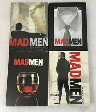 Mad Men Season Seasons 1, 2, 3 & 4  DVD Set Lot