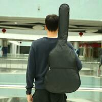 "420D 41"" Acoustic Guitar Double Straps Padded Guitar Soft Case Gig Bag DI"