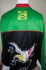 "4XL Men's EViSU RANCH SOUVENiR JACKET ""Custom Made"" Embroidered Yokosuka/Sukajan"