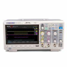 SIGLENT SDS1202X-E Super Phosphor Oscilloscope SPO 200 MHz 1 GSa/s 14 Mpts