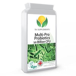 Multi -Pro Probiotic 10 Billion CFU 120 Capsules