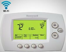 Honeywell Wi-Fi 7 Day Programmable Thermostat Free App Home Improvement Phone