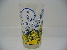 VTG 1970's Casper Friendly Ghost Pepsi Collector Series Harvey Cartoon Glass