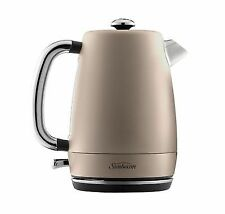 Sunbeam London Collection KE2210 1.7L Cordless Electric Kettle - Champagne