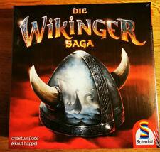 Die Wikinger Saga *NEU+OVP* Schmidt Spiele