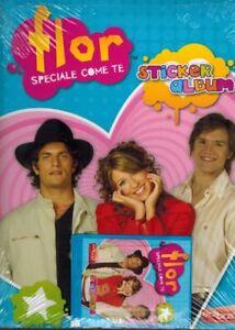 Flor 3^ Serie Album Vuoto Edibas Floricienta