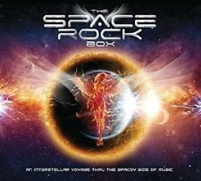 THE SPACE ROCK BOX  6 CD NEUF