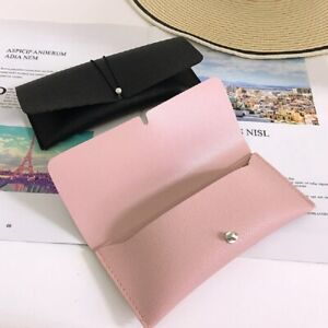 Black Reading Sun Glasses Spectacles Case Pouch Wallet Bag Holder FREE Postage