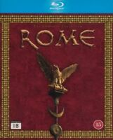 Rome The Complete Collection Blu Ray
