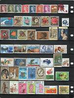 Australian stamp collection. 48 stamps.Free postage Australia. A9