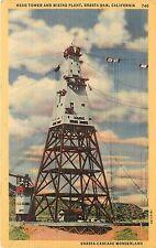 Linen PC, Head Tower & Mixing Plant, Shasta Dam CA, Shasta-Cascade Wonderland