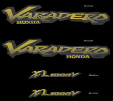 VARADERO 1000 xlv autocollant (gold) sticker decal aufkleber