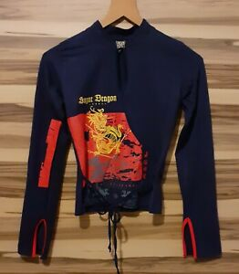 "PUSSY DELUXE ""Sugar Dragon Shirt"", Gr. M"