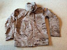 RARE Spanish Digital Desert Camo Waterproof Parka Jacket