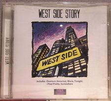 Cd WEST WIDE STORY Colonna Sonora include Overture America Maria Tonight 1996