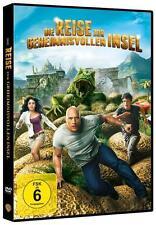 Die Reise zur geheimnisvollen Insel (2012) - DVD - NEU&OVP
