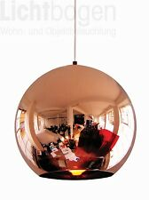 Copper Round Pendant Light Pendelleuchte 45 cm MSS01REU by Tom Dixon Neu