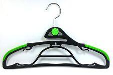 Thin Magic Space Saving Wet Dry Smart Non Slip Clothes Hangers Organizer- 10pcs
