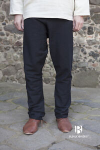 Black By Freyhand Medieval Trousers Rubus