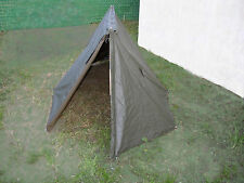 MILITARY TENT SHELTER PONCHO LEAN TO PUP TENT