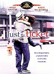 Just the Ticket (DVD, 1999) Brand New, Sealed