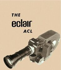 ECLAIR ACL INSTRUCTION MANUAL FREE SHIP