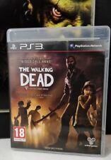 THE WALKING DEAD EDIZIONE GIOCO DELL'ANNO PS3 ITALIANO ,OTTIMO, PLAYSTATION 3