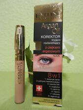 (12,27€/10ml) EVELINE Concealer Augen Nude mit Arganöl 7 ml