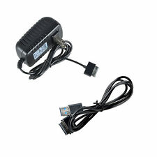 USB Data Cable + Charger For Asus Eee Pad TransFormer Prime TF201 TF101 TF300
