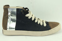 Diesel D Velows Tape Herren Schuhe Sneaker Chucks Shoe Boots Gr.43 UK 9 Leder